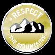 Respect the mountains stond al een tijdje vermeld op mijn website, maar nu ben ik gevraagd om ambassador voor Respect the Mountains te worden. Daar kon ik natuurlijk geen nee...